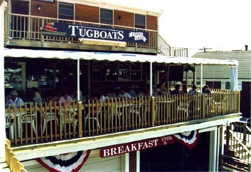 Tugboats Restaurant Photo Gallery Fine Food Grog In Hyannis MA