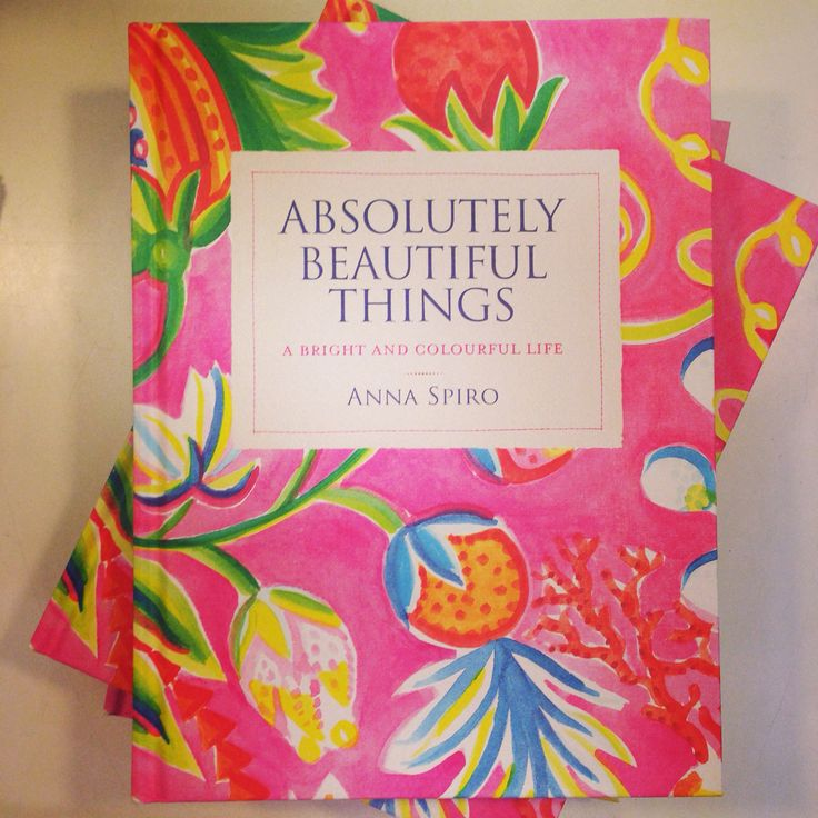Anna Spiros new book
