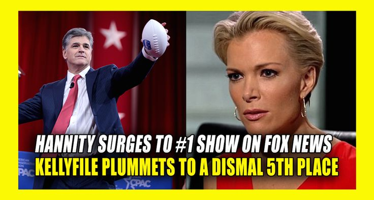 "WOW…this is really bad news for Megyn Kelly and shows where Fox News viewers are in terms of what type of coverage they are looking for. Donald Trump as GOP nominee has caused a Catch-22 for Fox from the start. On one hand, their viewers are over 90% right leaning, but on the other they are an ""establishment"" network channel and had no interest in an outsider like Donald Trump taking over the GOP party like he did. Now, they have hedged, by allowing Sean Hannity to have a fair Trump…"