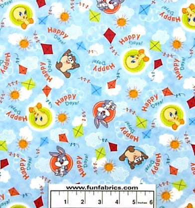 Looney Toons Fabric Online They Have Several Different Fabrics In This Line  Over At Funfabrics. Fabric OnlineLooney TunesBaby Shower