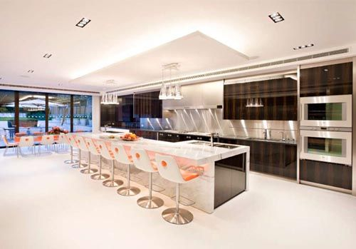 modern houses interior kitchen. inside mansions kitchen imageareainfo pinterest mansion and kitchens modern houses interior 6