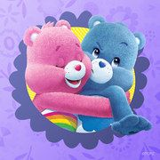 Take a look at the National Teddy Bear Day: Care Bears event on #zulily today!