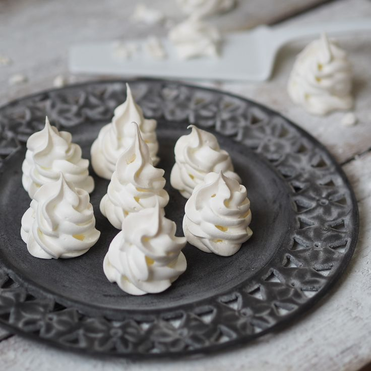 Sněhové pusinky | Na skok v kuchyni