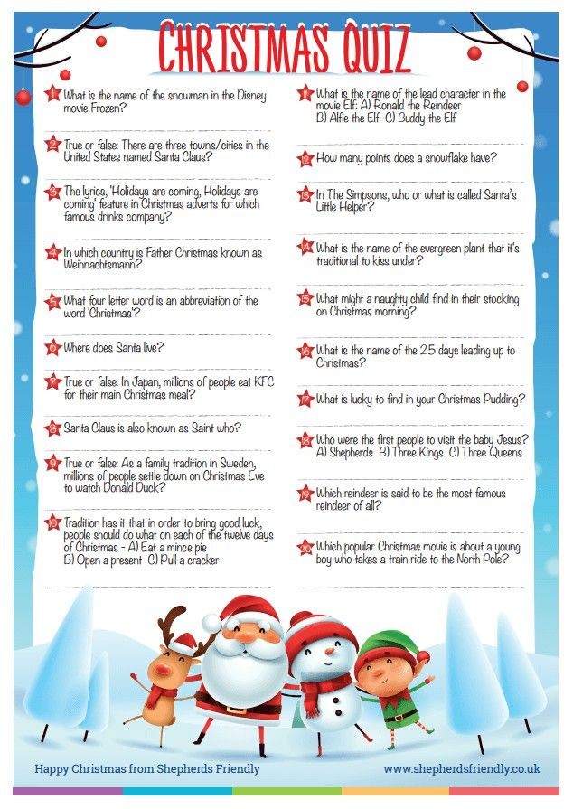 Pin By Mitzi Dufoe On Christmas In 2020 Christmas Quiz For Kids Christmas Quiz Christmas Quizzes