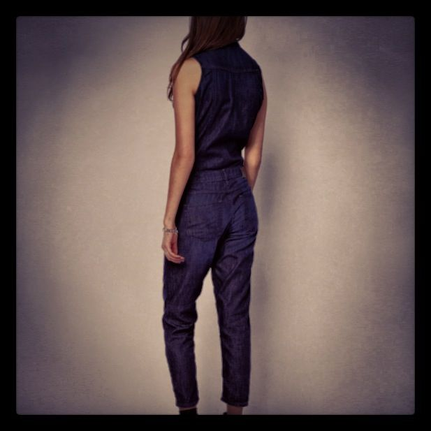 G-star raw a great pair of overalls!