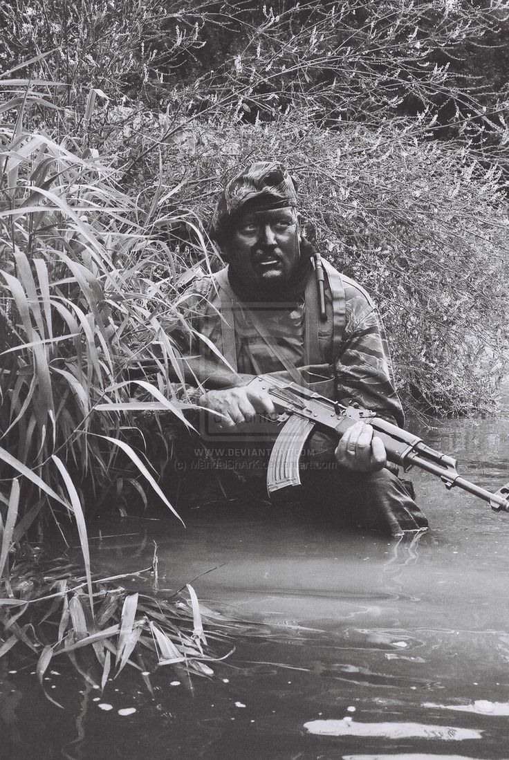 Navy SEAL Team 1 Vietnam by MandalShArK.deviantart.com on @deviantART