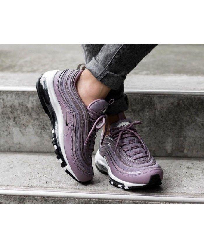 purple black air max 97