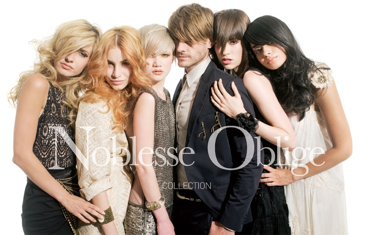 Noblesse Oblige by BH Salon Company, Italy