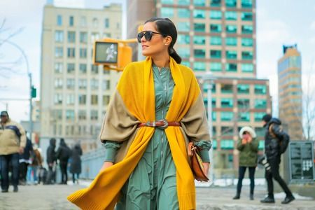 How To Nail Weather Appropriate Style: nwf.sh/2lXrZQY #NYFW