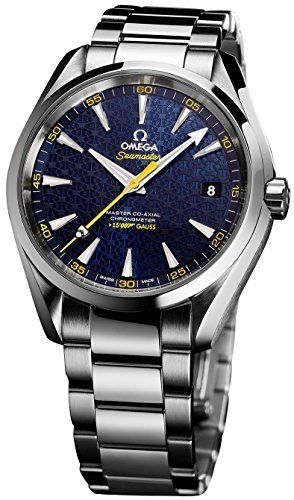 Omega James Bond Spectre Movie Mens Watch