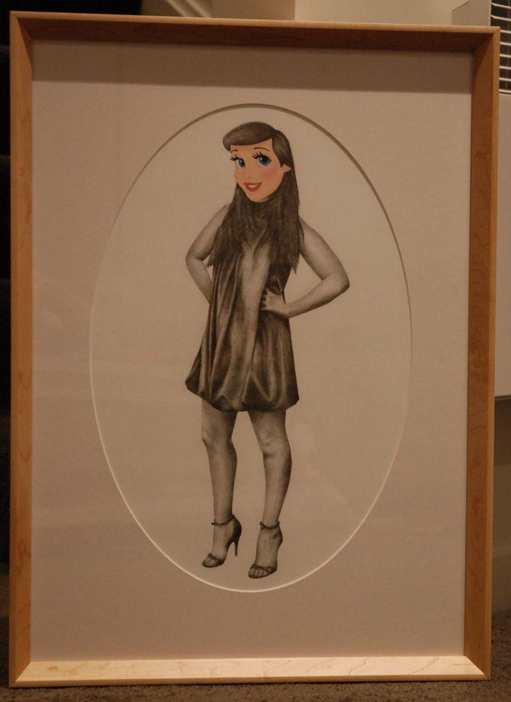 2013 - Princess Ariel, Age Thirteen