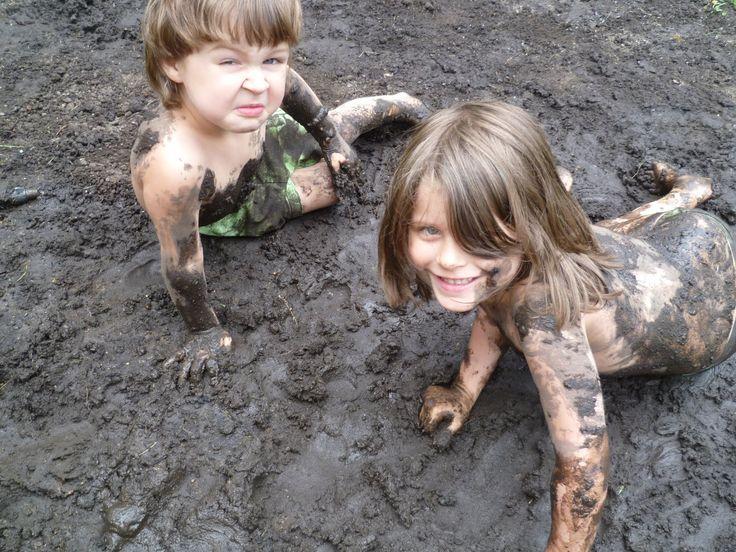 Nude mud pics Nude Photos 37