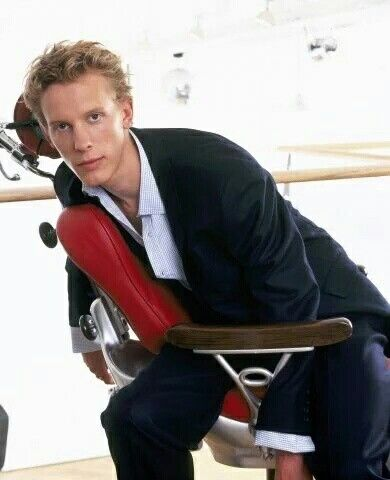 Young Laurence Fox