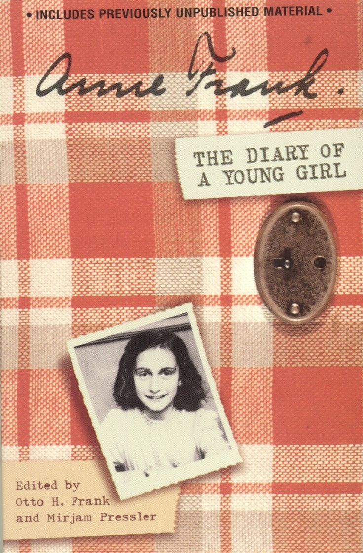Anne Frank naplója - Anne Frank
