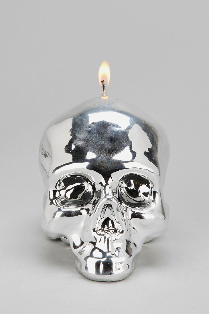 Skull Candle ~ Urban Outfitters