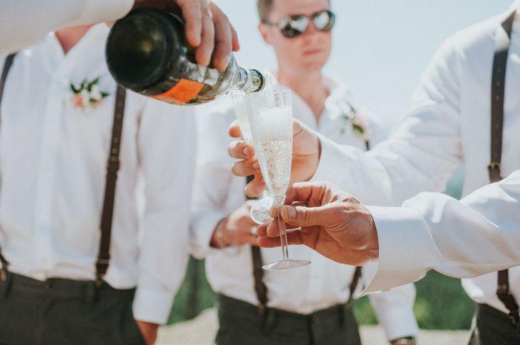 Van Simone Floral || A West Coast Wedding