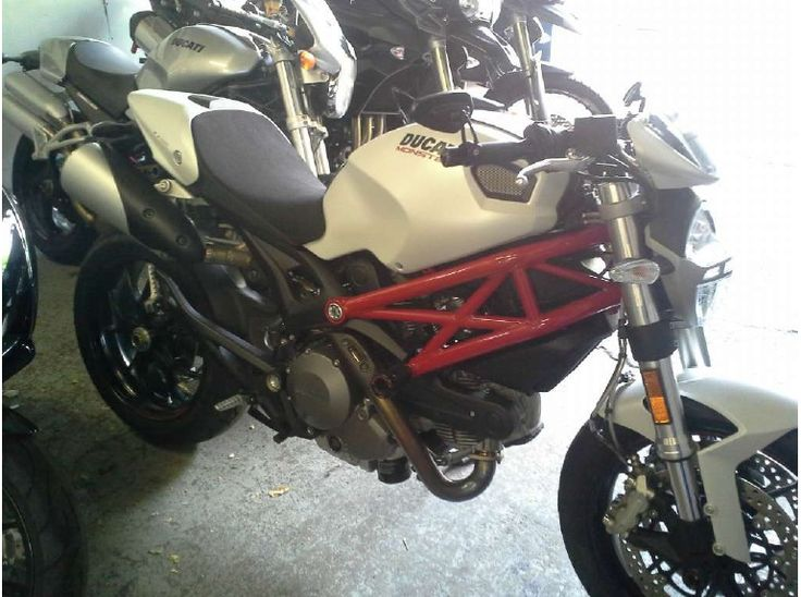 Ducati 2013 Monster 796 #Standard_Motorcycle in Somerville @ UsaMotorBike.Com