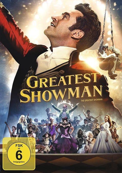 Greatest Showman Stream