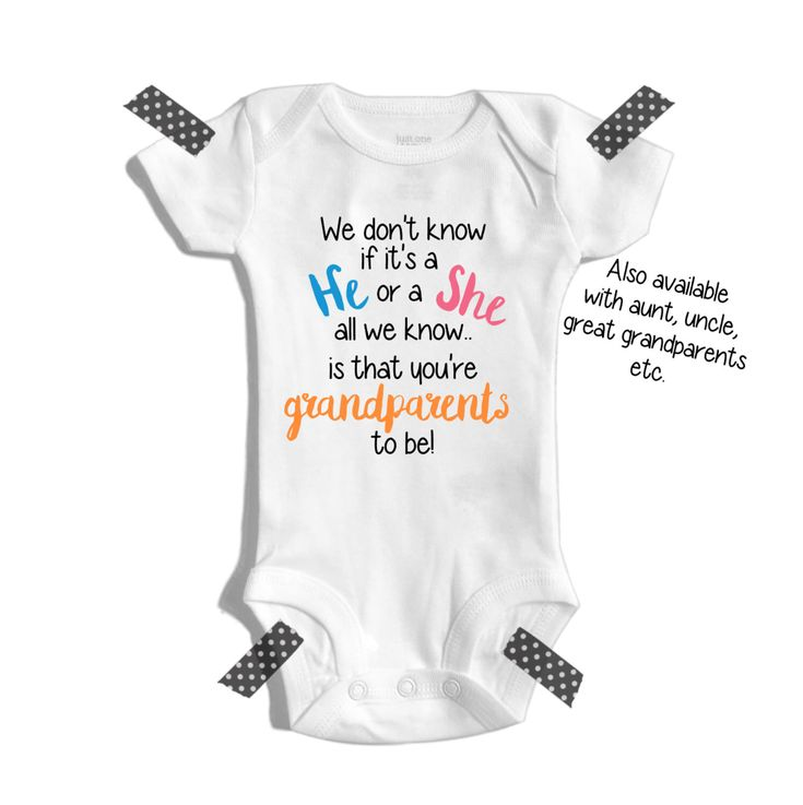 Pregnancy reveal to grandparents - Pregnancy announcement to grandparents - Pregnancy reveal to family - Grandma to be - Grandpa to be by PenguinsPineapples on Etsy https://www.etsy.com/listing/460193706/pregnancy-reveal-to-grandparents