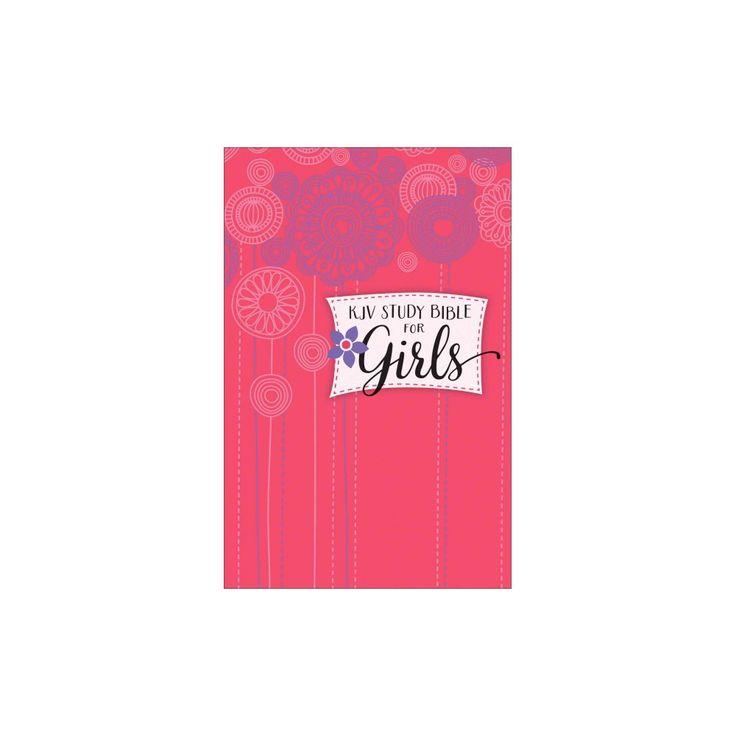 Kjv Study Bible for Girls : King James Version (Hardcover)