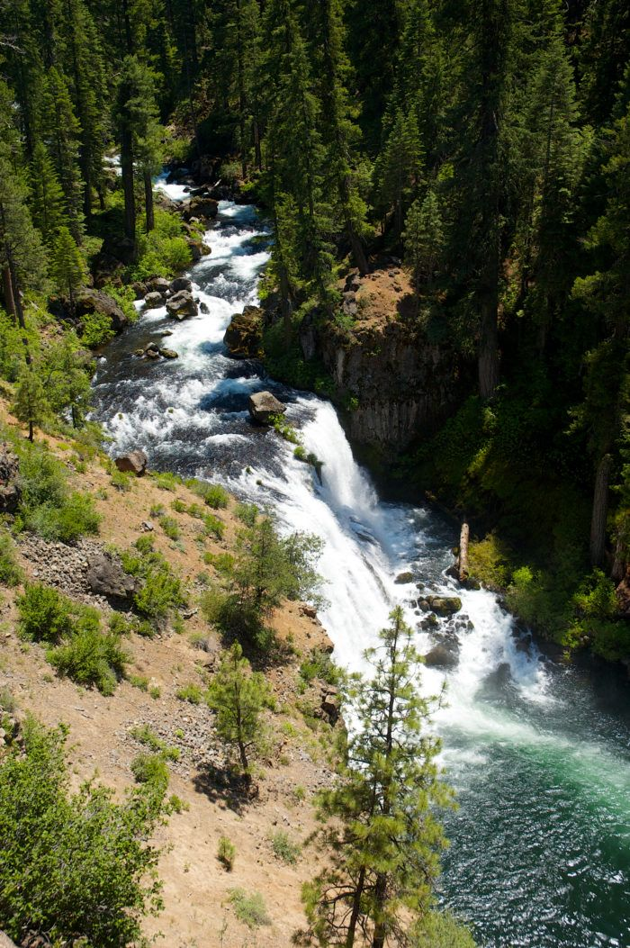 Northern California is a spectacular place for a lot of things, but when it comes to road trips and waterfalls, there's no other place that can top it.