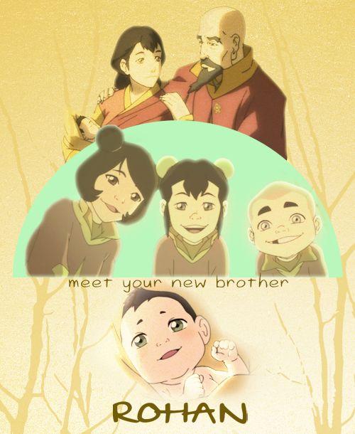 Baby Avatar 2: Avatar/Legend Of Korra