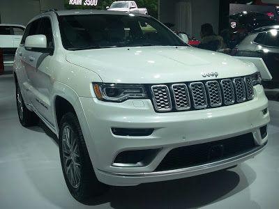 2107 Jeep Grand Cherokee