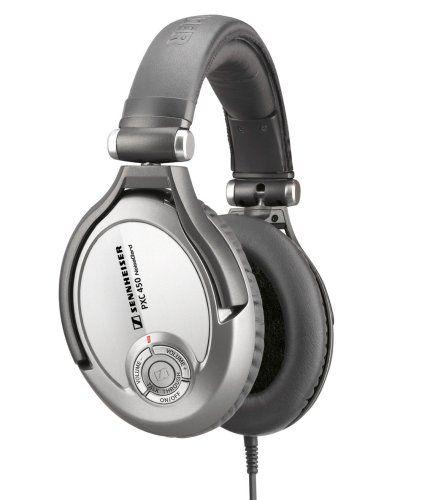 Amazon.com : Sennheiser PXC 450 NoiseGard Active Noise-Canceling Headphones : Electronics