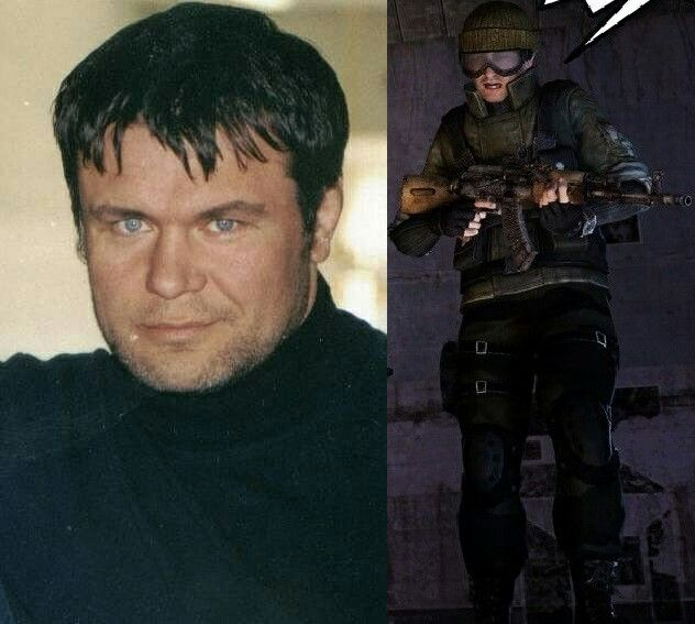 Oleg Taktarov as Commander. Sean Mendoza was Umbrella Biohazard Countermeasure Service Squad B, Charlie Mercenary in digital world. He was also Seals Team Six in united states. Ed Anderson and Mikhail Victor hired him to be part of umbrella mercenary Squad B, Charlie Platoon. In September 18, 1998. He was killed by Hunk the Umbrella Security Services Alpha Team in Birkin's Lab.