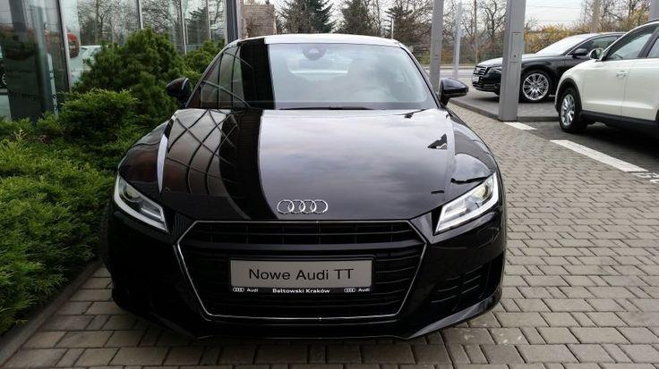 Nowe Audi TT - agresor!