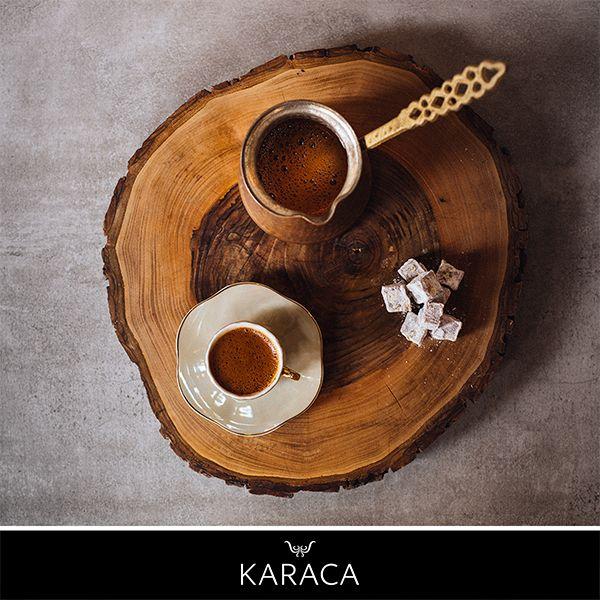 Kırk yıl hatırı olan Türk Kahvesi, dostluğun, paylaşmanın, sohbetin en güzel simgesidir. #PaylaşacakÇokŞeyVar