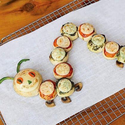 Παίζουμε μαζί: Παιδικό πάρτι! Ιδέες για φαγητό