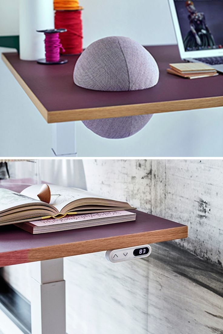 Did you know that a powernap of just 26 minutes a day can boost your performance with up to 34%? The pillow desk designed by Tine Mouritsen encourages you to take a powernap during the workday. #newwaysofworking #ergonomic #officedesign #sitstanddesk
