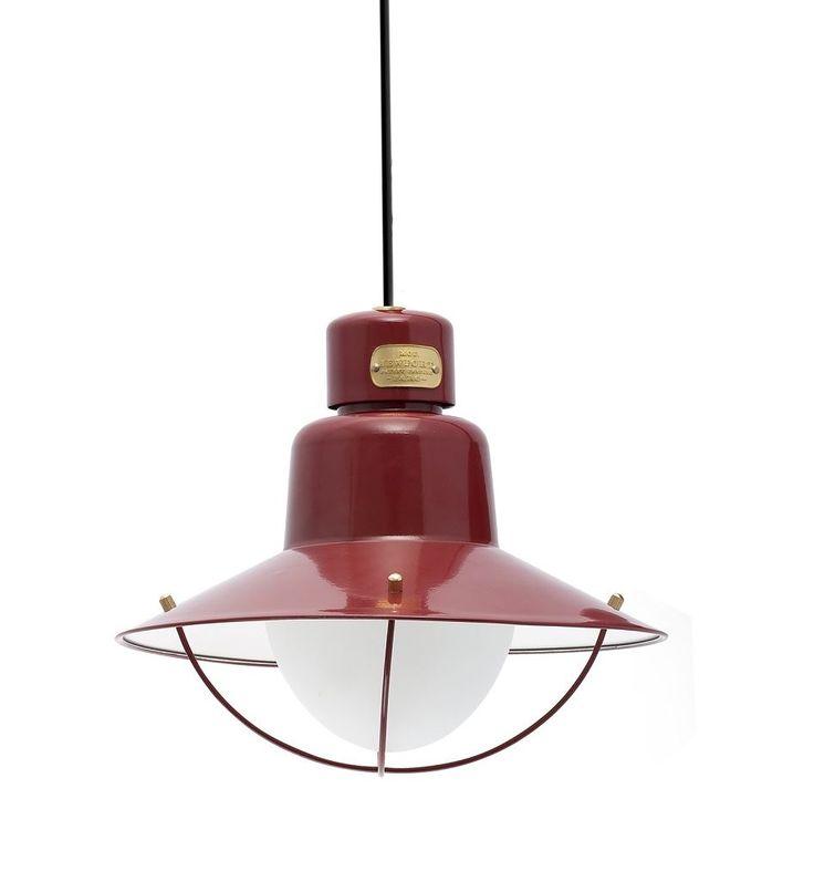 Lámpara Colgante de Jardín marinera #jardin #iluminacion #lamparas