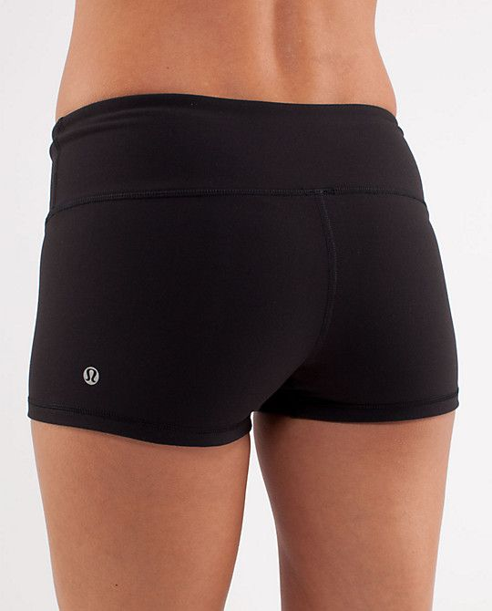 lulu lemon hot short
