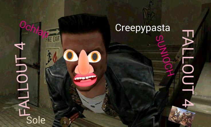 Trollpasta creepypasta fallout 4