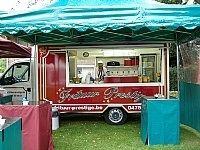 Mobiel frituur/hamburger