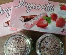 Rezept Yogurette-Cappuccino-Pulver von Thermifee - Rezept der Kategorie Getränke