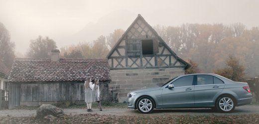 Diese Mercedes-Werbung gefällt Mercedes nicht...