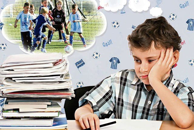 Zu viel, zu schwer und mit geringem Lerneffekt: Über die Sinnhaftigkeit von Hausaufgaben wurde schon immer hitzig diskutiert. Nun erfüllte eine schottische Grundschule den Traum zahlreicher Kinder …