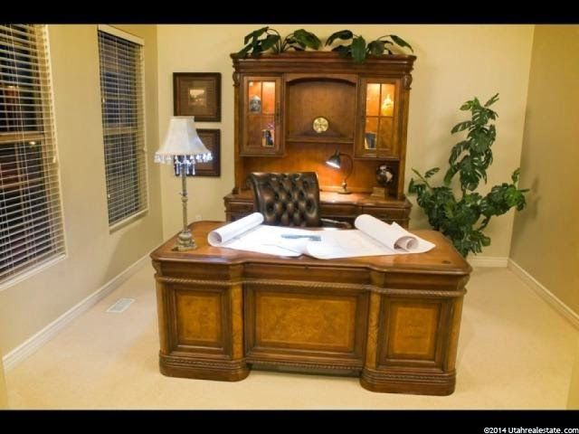 Convert A Formal Living Room Into Home Office
