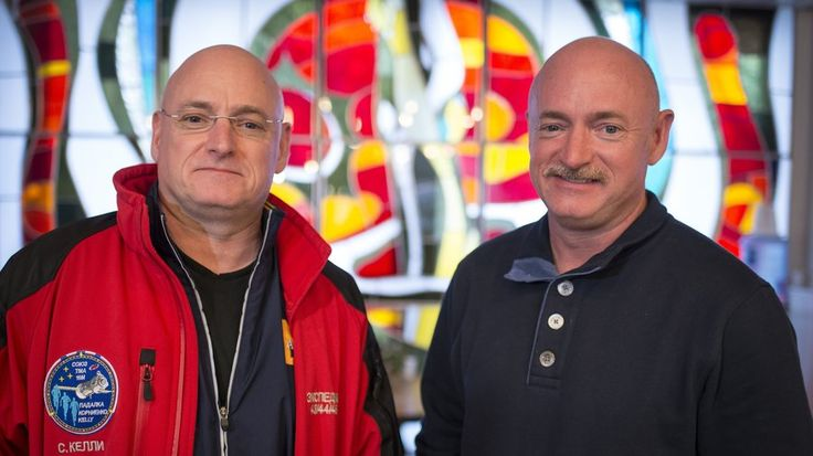 Everybody Stretches' Without Gravity: Mark Kelly Talks About ...