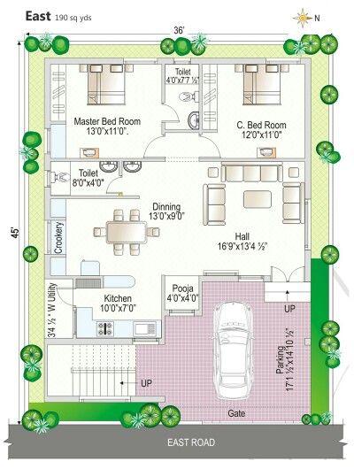 Les 15 meilleures images du tableau 28x28 floor plan sur for 35x60 house plans