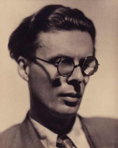 Aldous Huxley - howard coster, 1934 Follow with style - http://pinterest.com /ImStyle