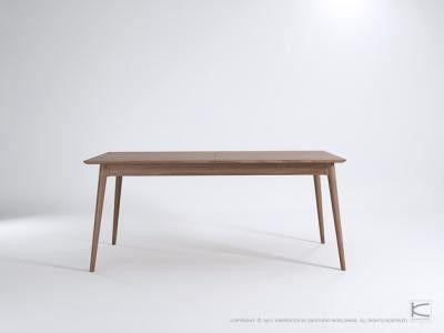 Karpenter Vintage Extension Dining Table - Danish style furniture