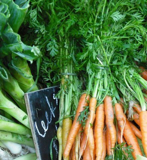HILL ST FARMERS MARKET. Tucked away next to the Cathedral of St Paul, the market provides a colourful and tasty start to the weekend, with many of the producers willing to share their tips or a favourite recipe.