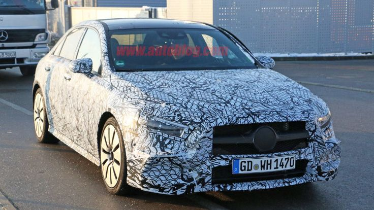 Mercedes-Benz A-Class sedan appears in AMG guise