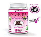 Best Whey Protein Isolate Powder Weight Loss Shakes For Women 26g Protein 2 Carbs Stevia Sweetened Delicious Dutch Chocolate Fudge 420g Canister Satisfaction Guarantee Or Your Money Back! Reviews