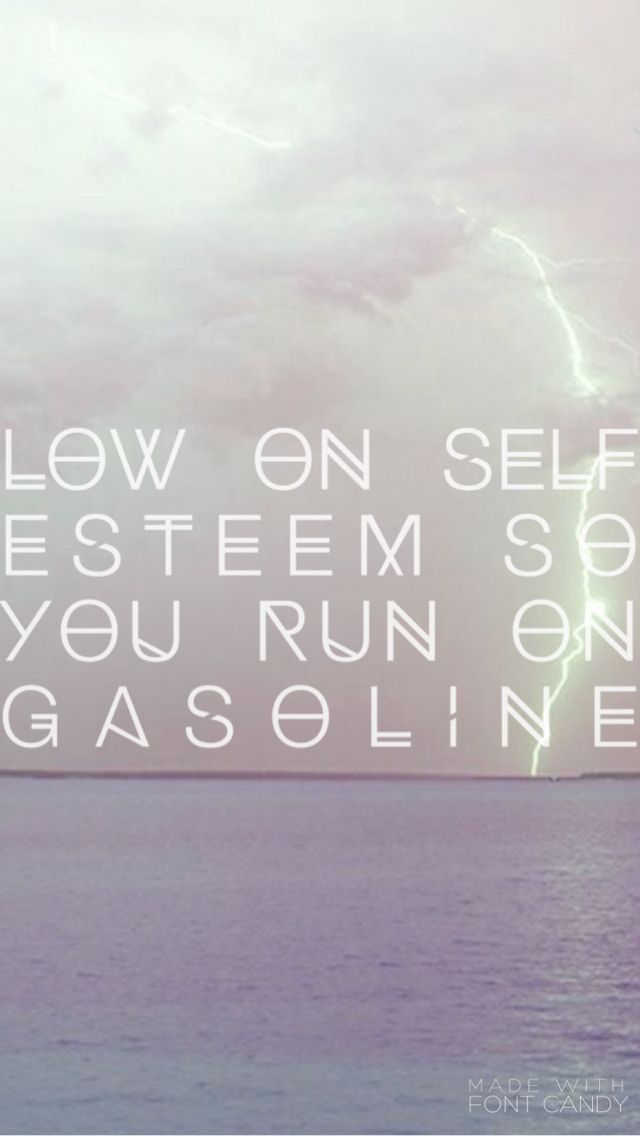 Self Esteem Lyrics
