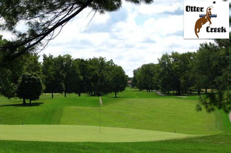 $35 for 18 Holes with Cart and Range Balls at Otter Creek Golf Course in Columbus near Indianapolis ($94 Value. Good Any Time until July 1, 2018!)